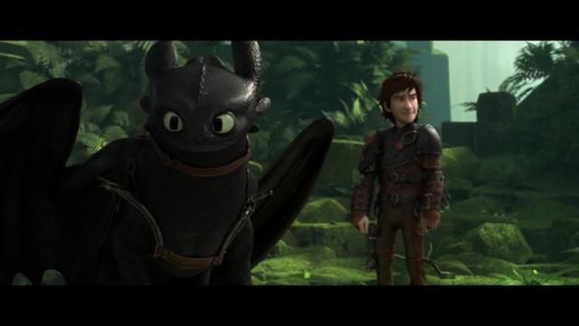 ヒック と ドラゴン あらすじ