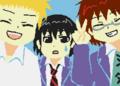 [dsi-h]タダクニとヒデノリとヨシタケ