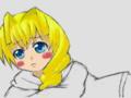 [dsi-e]金髪描いたの初めて