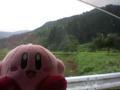 【3D】ピンク玉と田舎