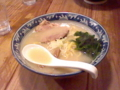 【3D】塩ラーメン!
