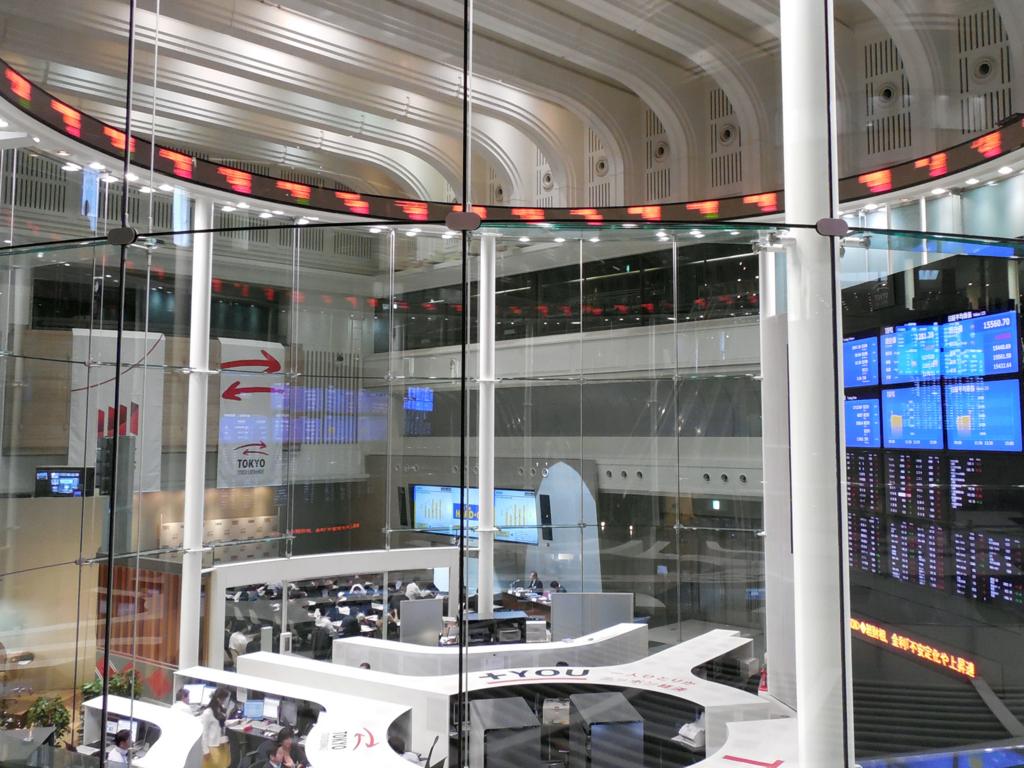 株式市場は証券取引所だけじゃない