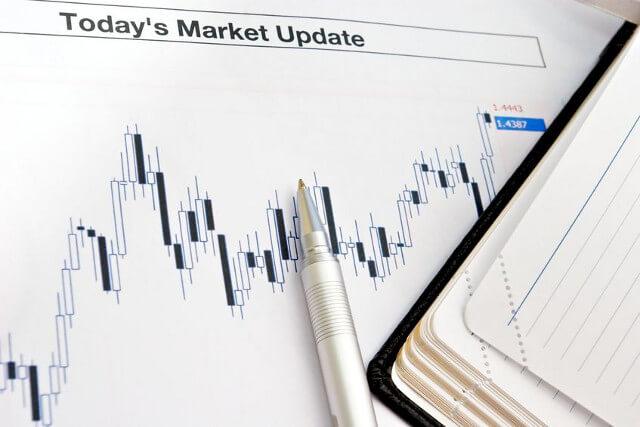 株の値段を表す四本値とは