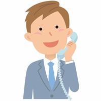 証券会社に電話で株の売買注文
