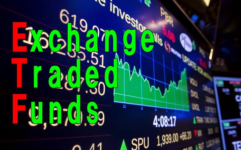ETF(指数連動型投資信託)は株のように証券取引所で売買することができる