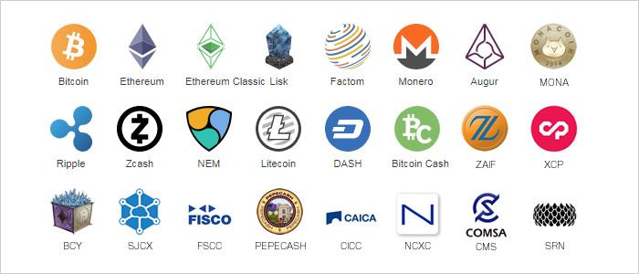 仮想通貨の購入・課税、アルトコイン、ビットコインの使い方