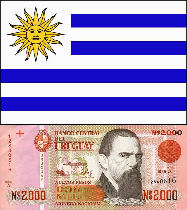 ウルグアイが発行している法定デジタル通貨「eペソ」