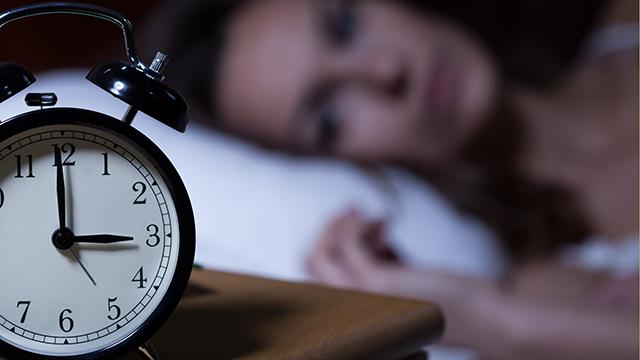 疲れてるのに眠れない!そんな時にすぐに眠れる方法とは?