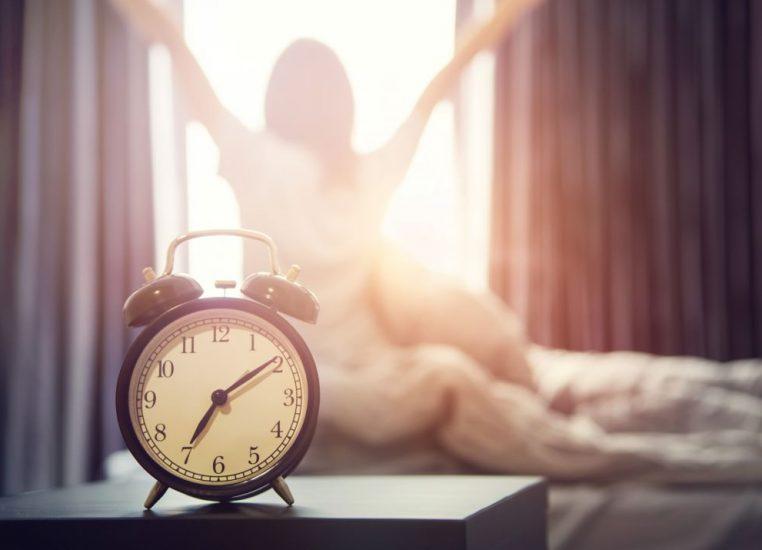 深い眠りに入るための3つのルール
