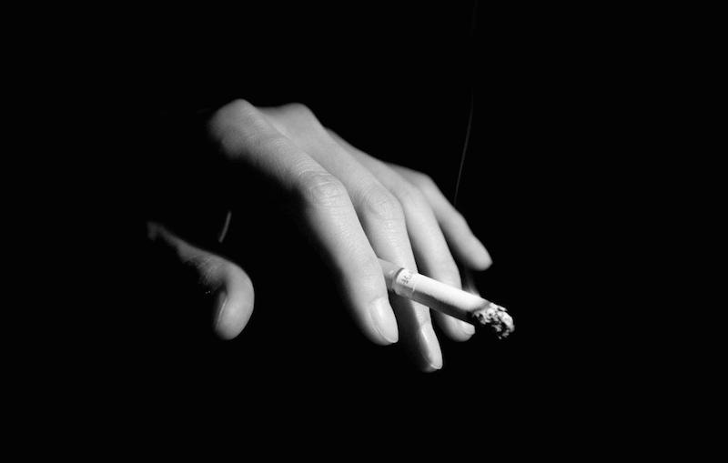 タバコ喫煙率