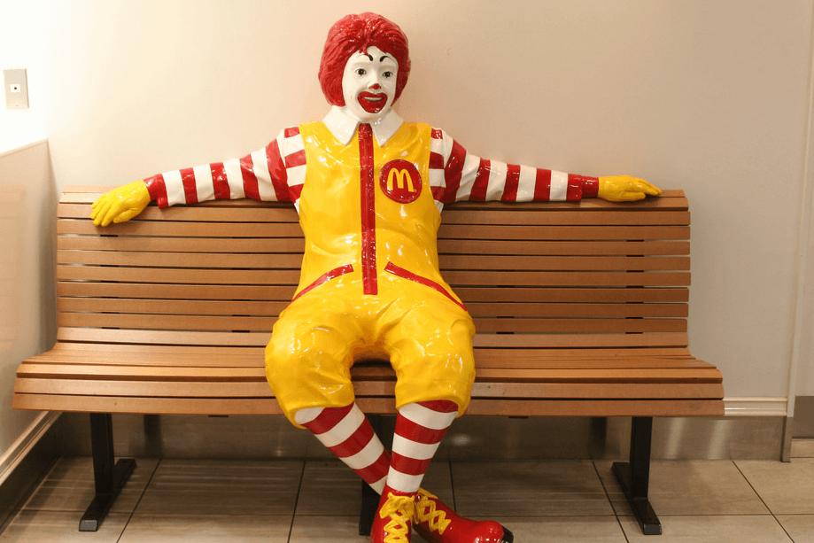 マクドナルドの優待
