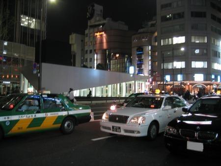 都営大江戸線六本木駅7番出口