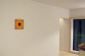"""Painting by Motoi Murabayashi@""""House in HIYOSHI""""by Hiroyuki Tanaka"""