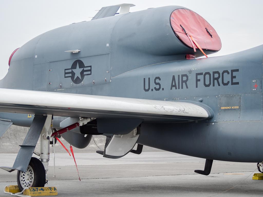 RQ-4 air intake