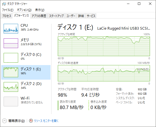RAID0/1対応HDDケースGLOTRENDS 25Rを買った - 記憶は人なり