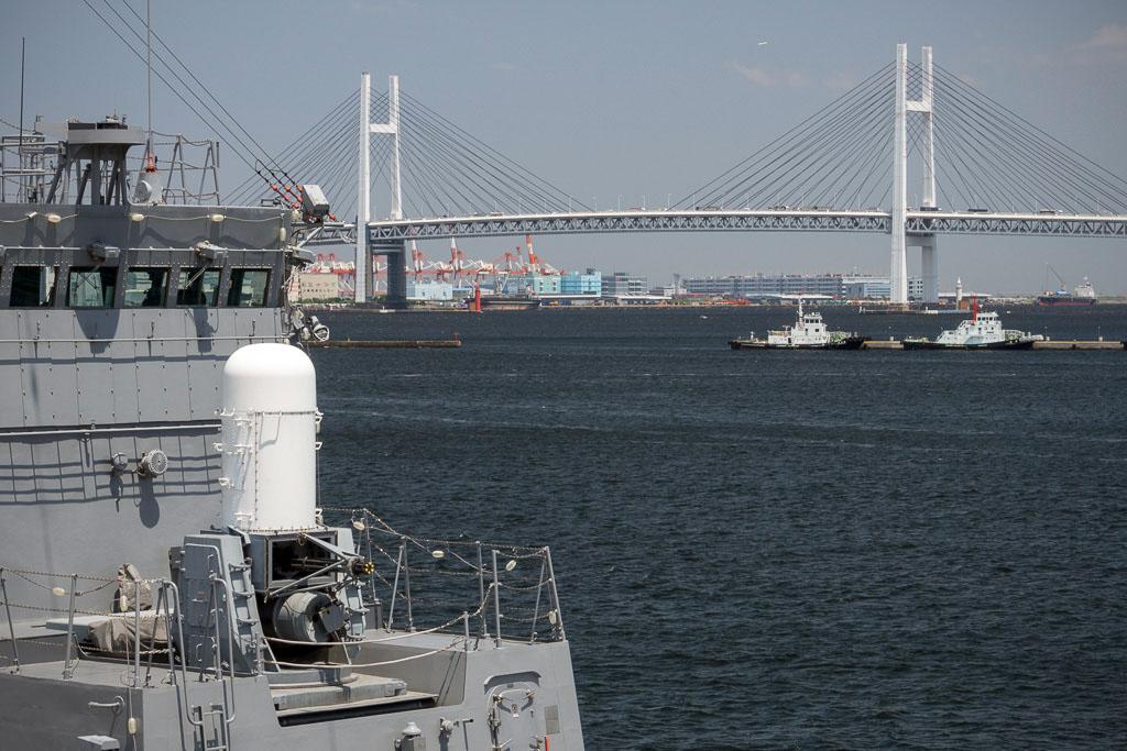 海上自衛隊護衛艦たかなみ(DD-110)のCIWS