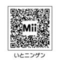 糸ニンゲン QRコード