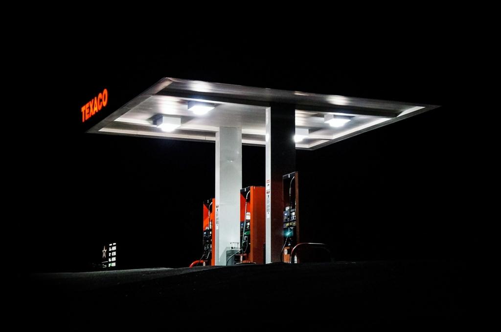 アメリカ ガソリン クレジットカード
