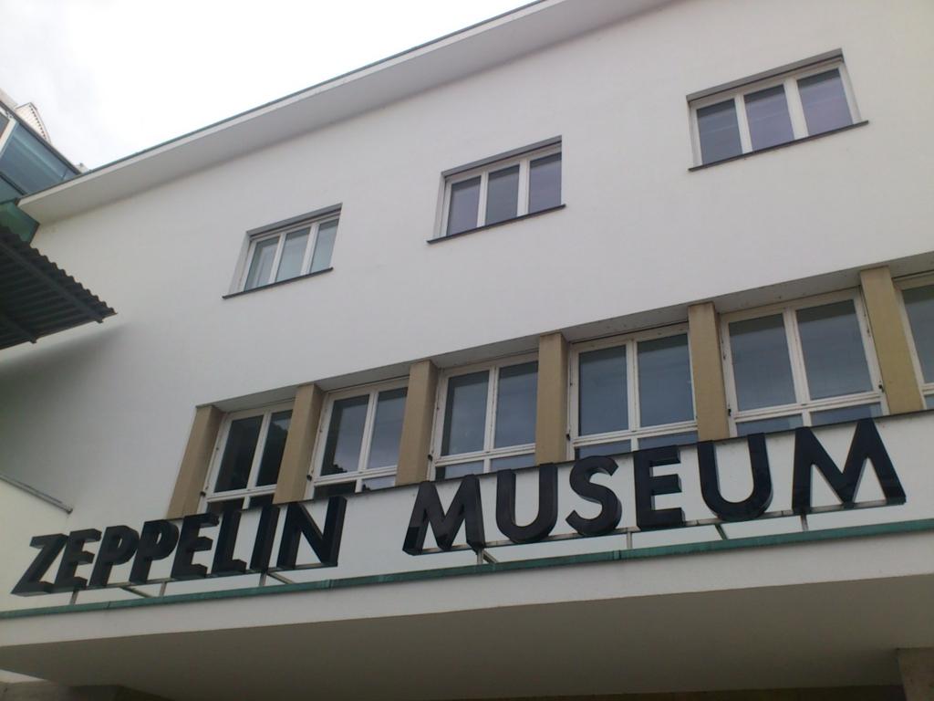 フリードリヒスハーフェンのツェッペリン博物館