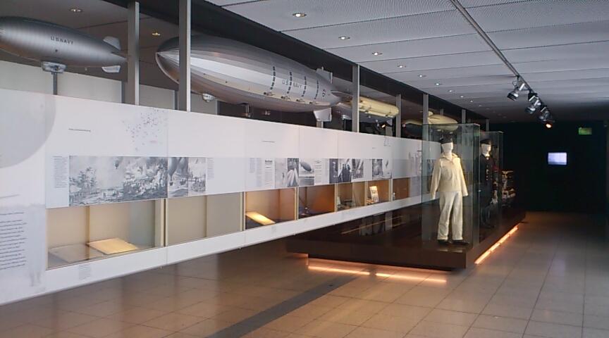 ツェッペリン博物館