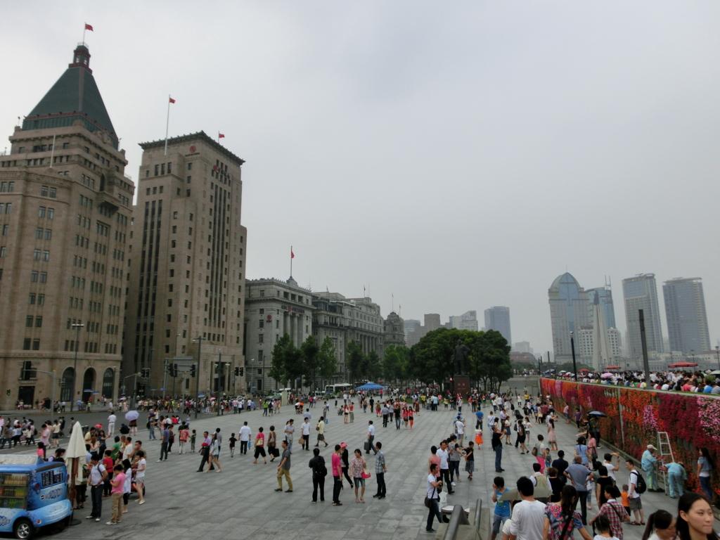 上海の観光外灘