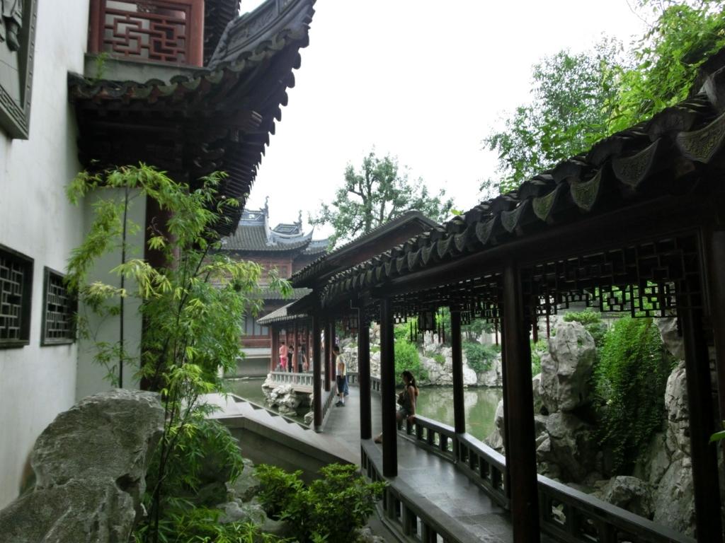 豫園上海ショッピング
