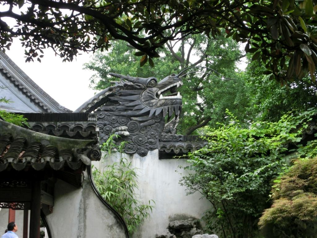 豫園上海庭園