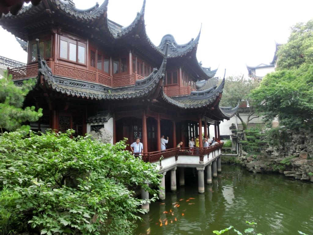 豫園上海買い物