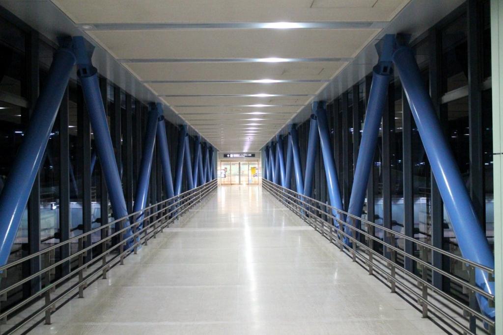羽田空港駐車場から空港