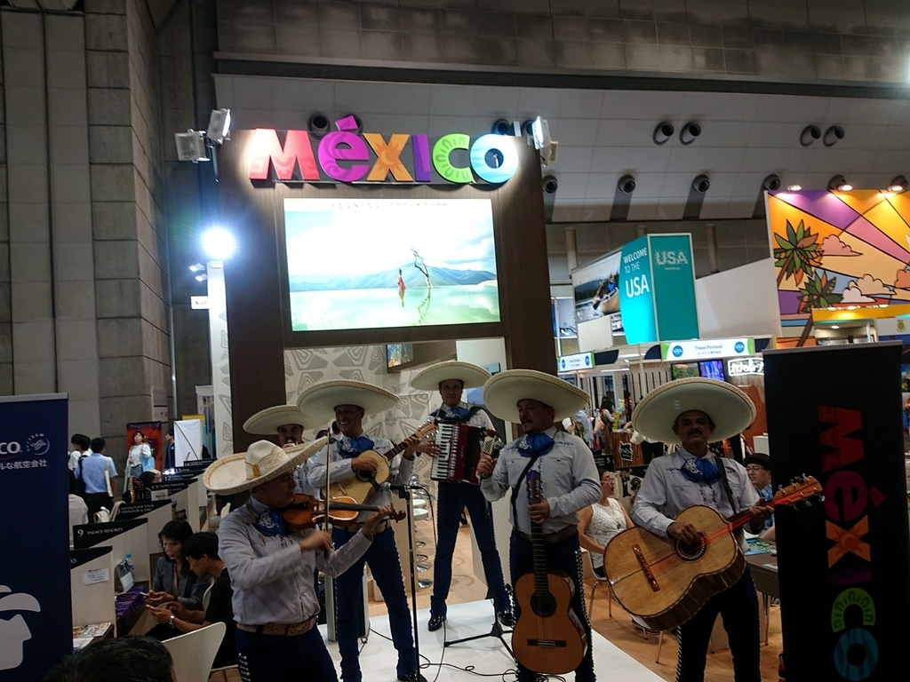 ツーリズムexpo_メキシコ