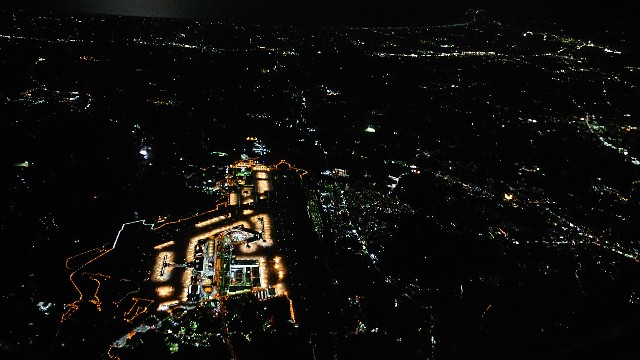 成田空港夜景