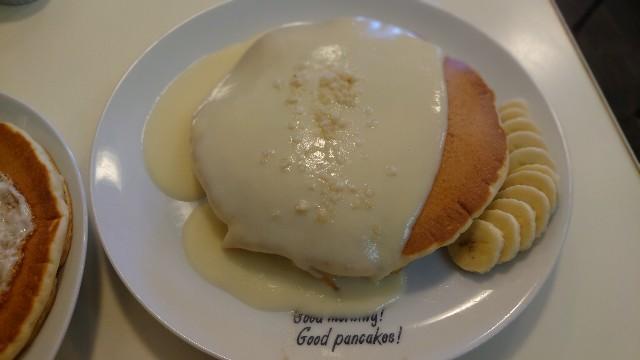 ハワイアンパンケーキハウスパニラニ_ナッツナッツパンケーキ