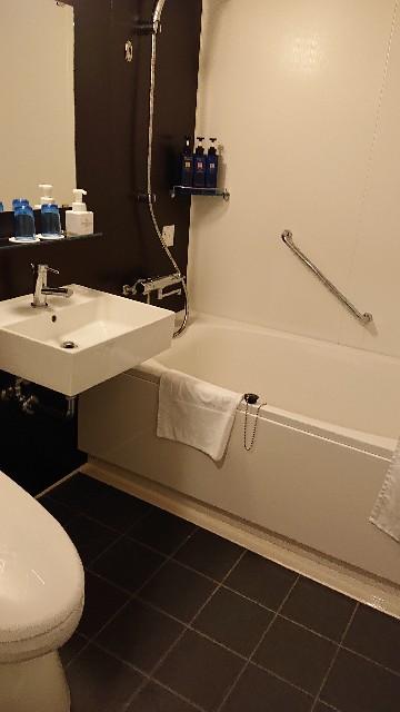ナハナホテル&スパ 浴室