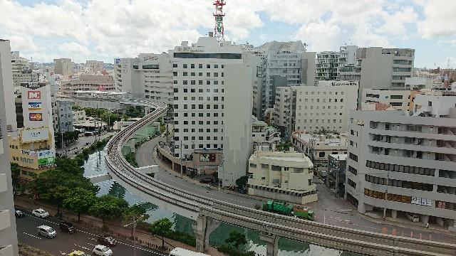 ゆいレール 県庁前駅 旭橋駅