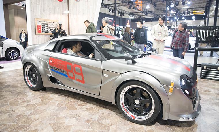 Modulo Neo Classic Racerの画像です。