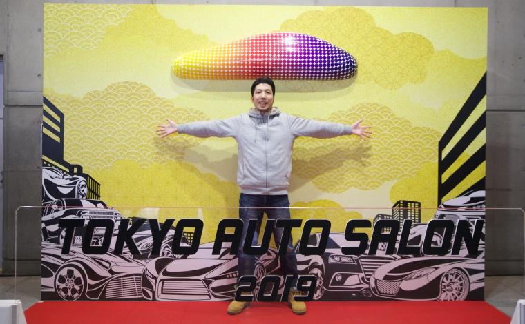 東京オートサロンのまとめ画像です。