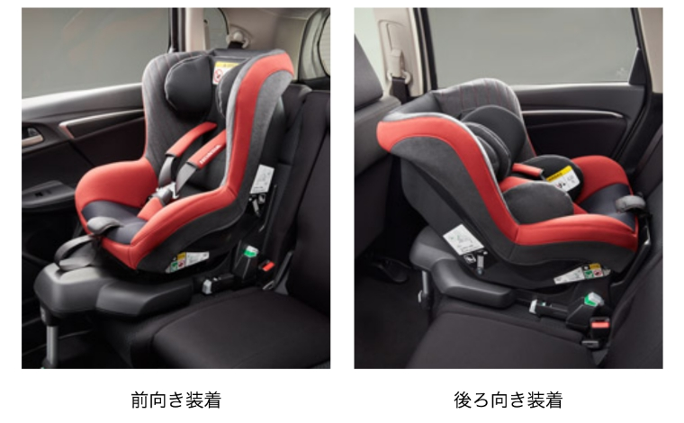 Baby & Kids i-Sizeのチャイルドシート