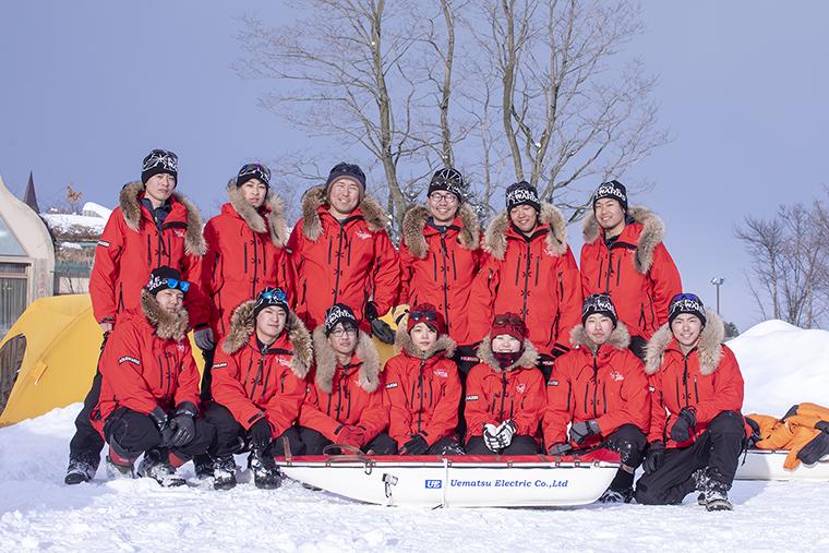 「北極圏を目指す冒険ウォーク2019」事前合宿訪問記イメージ