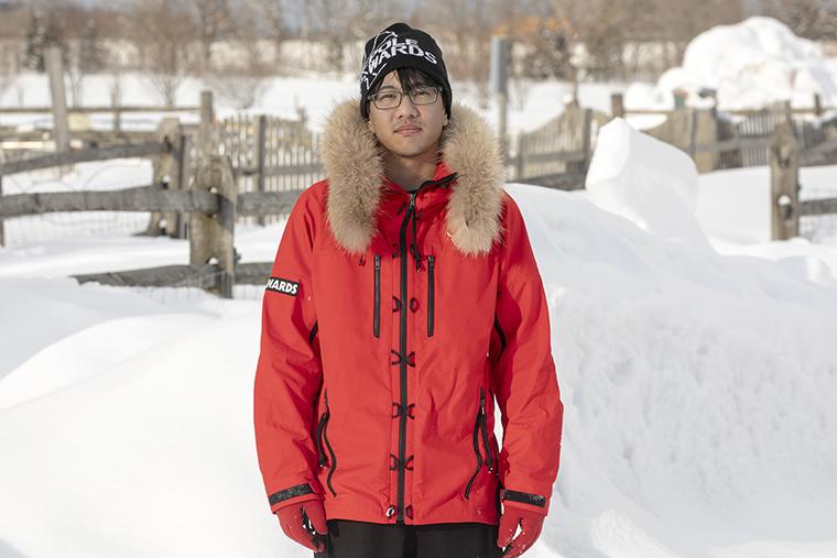 小菅 史人(こすげ ふみと)さん 25歳 群馬県出身