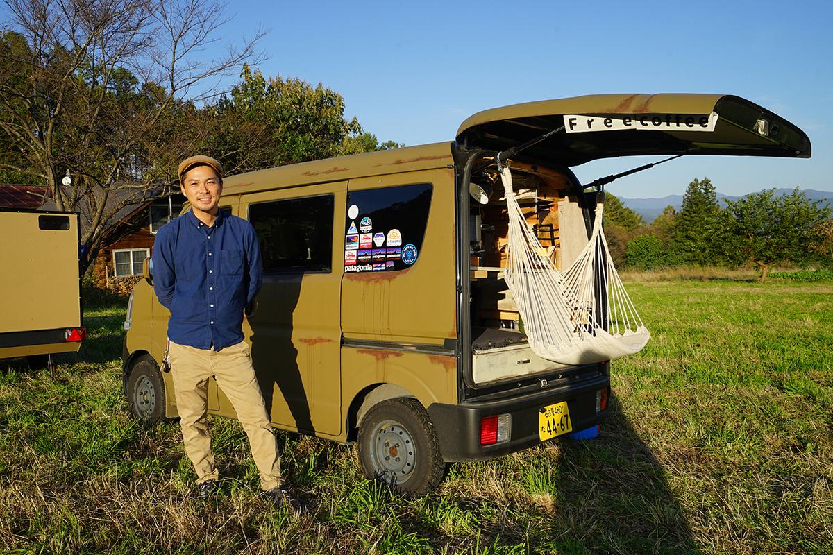 ハコノコさんと愛車