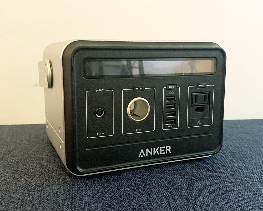 【ANKER(アンカー)】Anker PowerHouse(アンカー パワーハウス)