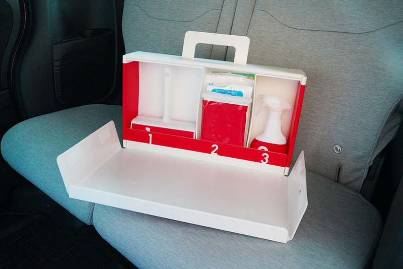 Honda EveryGoのCleaning Kit