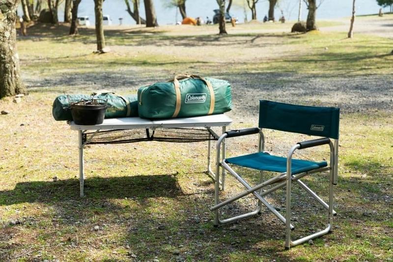 デイキャンプの楽しみ方。キャンプ場のレンタル用品についての説明