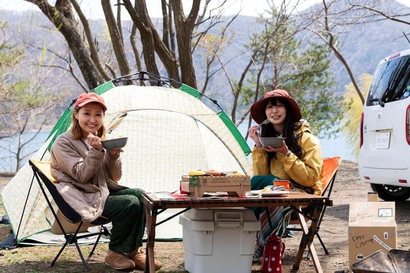 N-WGNでデイキャンプ。持ち物・キャンプ場選び・楽しみ方を徹底紹介企画アイキャッチ