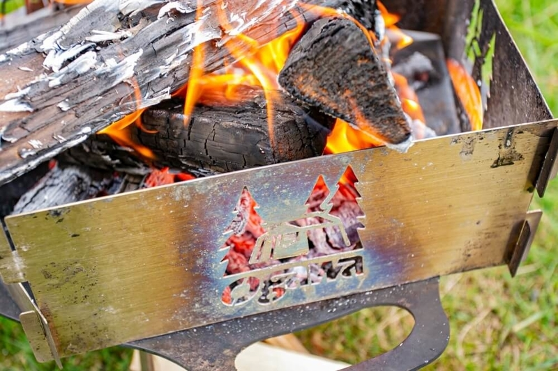 ogawaの焚き火台の画像