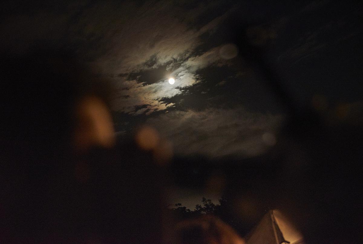 天体観測のイメージ