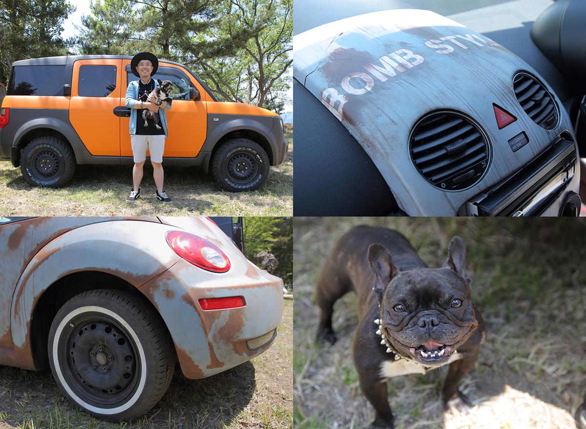 猪苗代湖で開催されているGO OUT CAMP のイメージ
