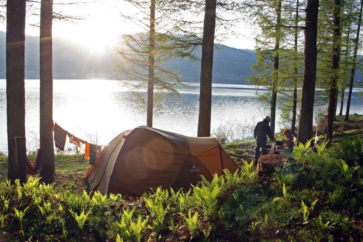 木崎湖POW WOW キャンプ場&アウトドアクラブ