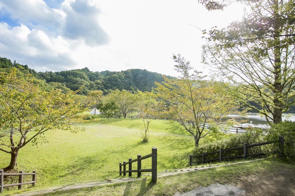 千葉県・亀山湖にある稲ヶ崎オートキャンプ場