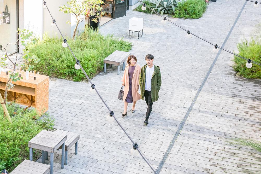 バチェラー小柳津林太郎の横浜デート、マリン アンド ウォーク ヨコハマにて